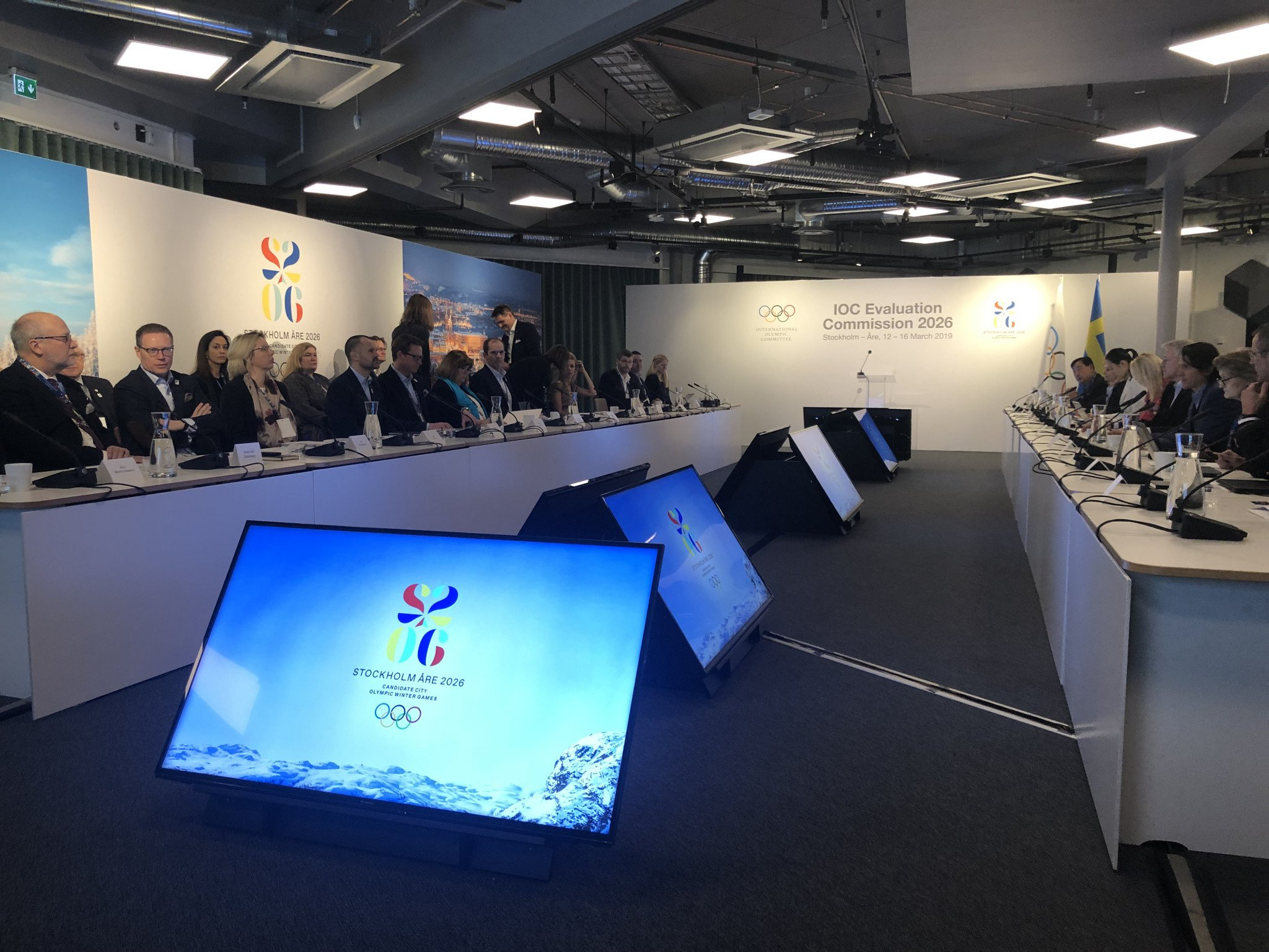 Stockholm+IOC+Coordination+Commission+March+19+2019