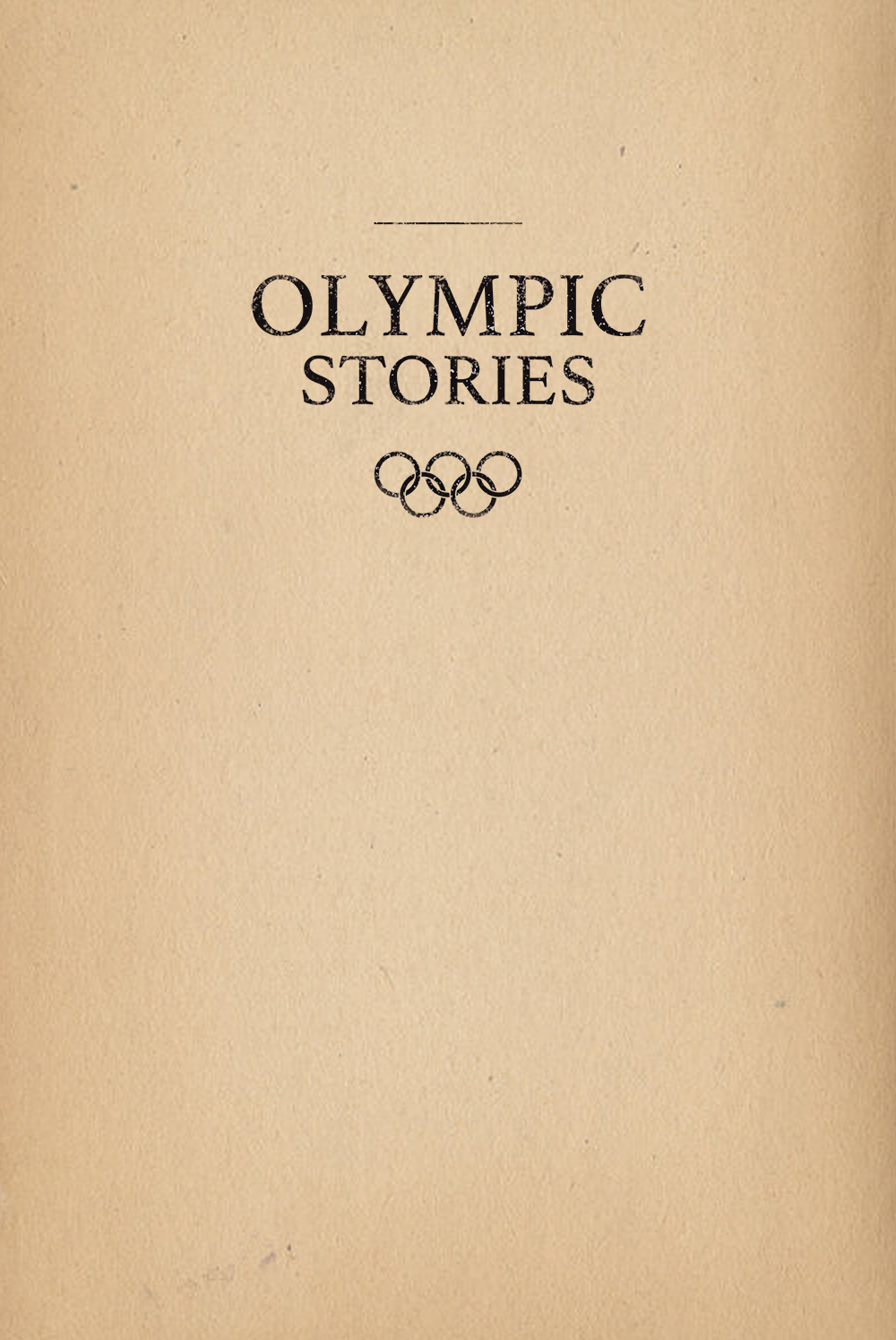 Hoja Olympic Stories
